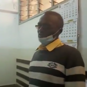 Video: Kibera Prosecutor Improvises Way Of Oath Taking As Man Refuses To Take Oath Holding The Bible