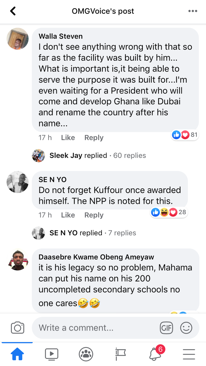 e96c878206090c5114068ea3d4481834?quality=uhq&resize=720 - Ghanaians React To Nana Addo Naming The 75 Greenhouses & Entrepreneurship Centre After Himself