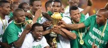 Countries With The Highest AFCON Title.