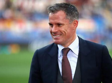 Jamie Carragher Names Club He Wants To Win EPL Title This Season