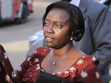 Martha Karua Wants Justice For A Class Eight Pupil Who Was Found Murdered