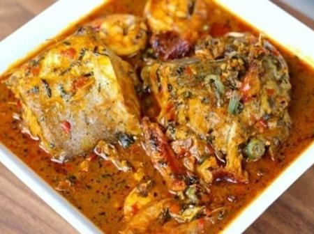Make Your Husband And Children Happy With These Delicious And Well Prepared Nigerian Soups