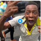 Watch How Sunday Igboho Escaped Arrest in Ibadan