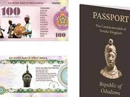 One Major Step That FG Should Take As Oduduwa Currency And Map Surfaced In Nigeria