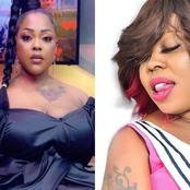 Who got the nicest tattoo between Mona Gucci and Afia Schwarzenegger