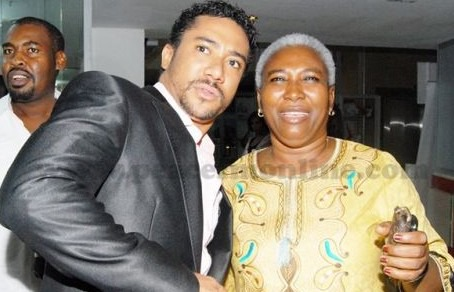 e97e4ef1047b49cf96cea387cc3f40a1?quality=uhq&resize=720 - Did You Ever Know Majid Michel's Late Lookalike Mother? See Some Photos Of Madam Paulina Olympio