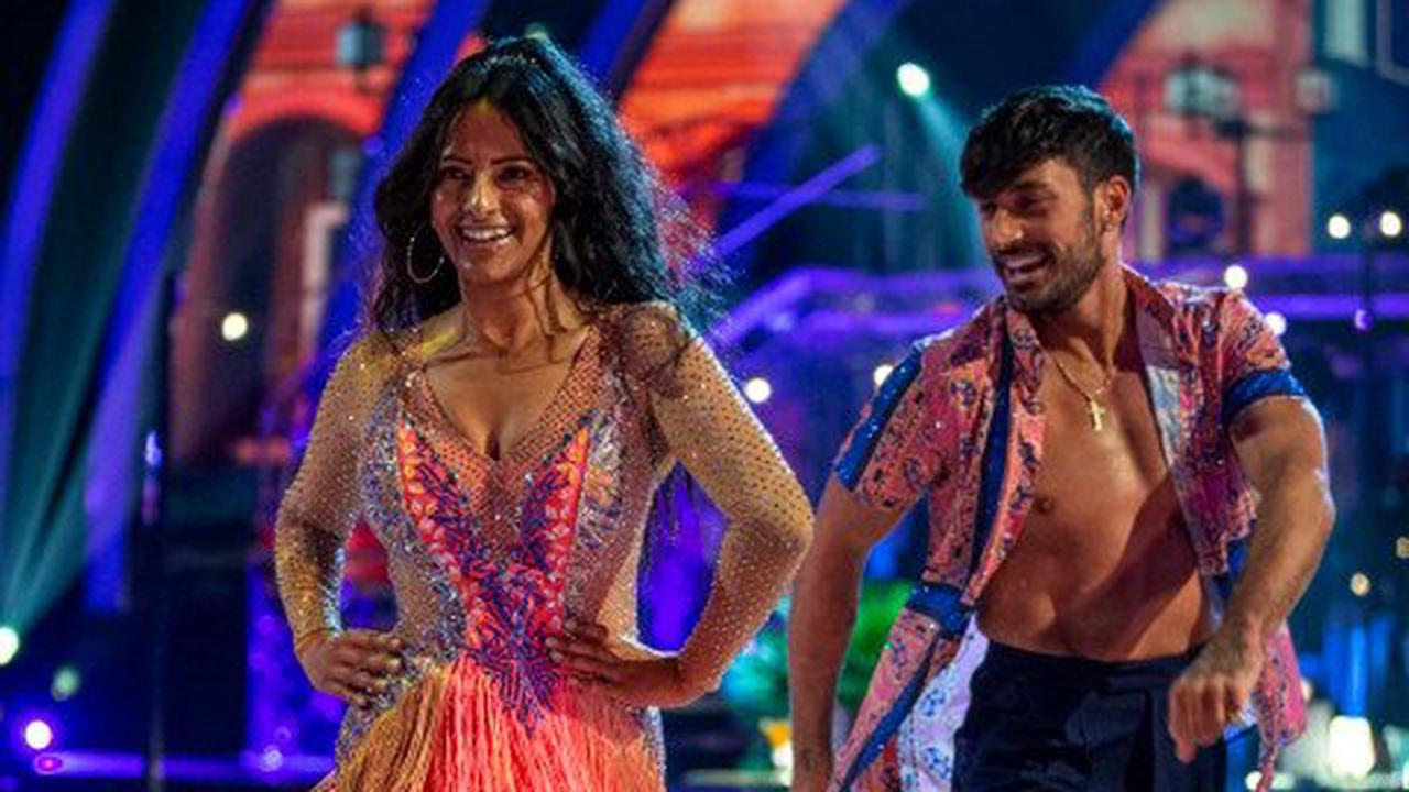 Ranvir Singh urges Ben Shephard to be in next Strictly same-sex couple