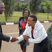 """""""Why Not Complain to Your Husband?"""" Kenyans Tell Off DP Ruto's Wife Mama Rachel Over Her Complaint"""