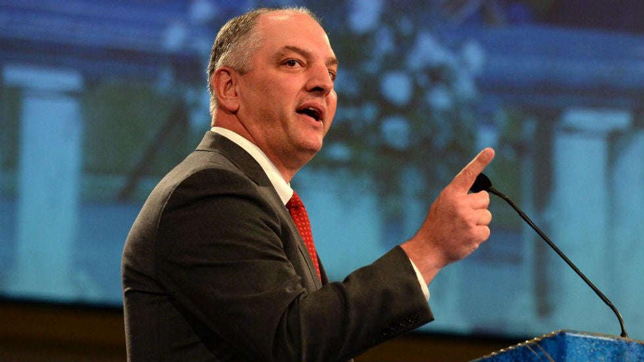 Louisiana governor vetoes transgender sports bill: 'A solution in search of a problem'