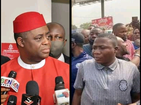 Dare not kill or arrest Sunday Igboho if you want Nigeria to be stable & peaceful - FFK