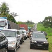 L'axe Yamoussoukro-Bouaké bloqué à la circulation