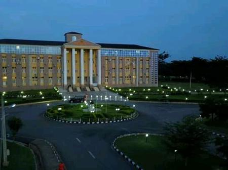 Check Out Photos Of Adeleke University Owned by Davido's Father.