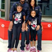 Fans gush over TT Mbha and his beautiful family's recent pictures.