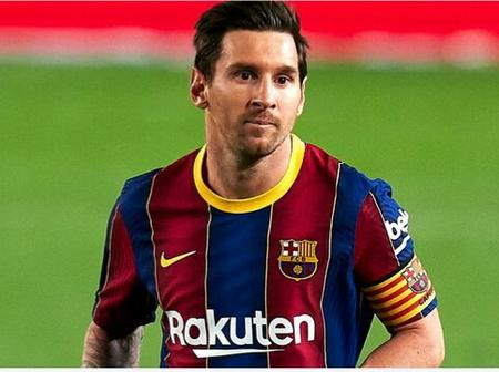 I Am Tired Of Being Regarded As The Problem In The Club At All Times; Messi Laments