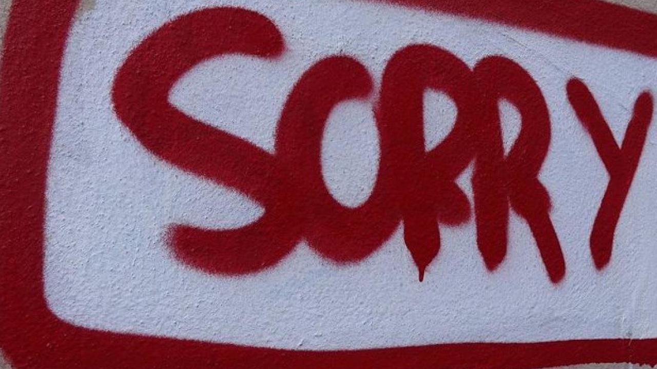 """Geheimnis einer guten Entschuldigung: Von Herzen statt nur ein """"Sorry"""": Wie Sie sich richtig entschuldigen"""