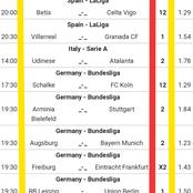 Stake on these Accurate Soccer Predictions for Today and Win.