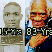 Emprisonné depuis 1953, voici son aspect après avoir été libéré récemment