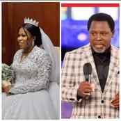 Checkout Throwback Pictures Of TB Joshua's Daughter Wedding