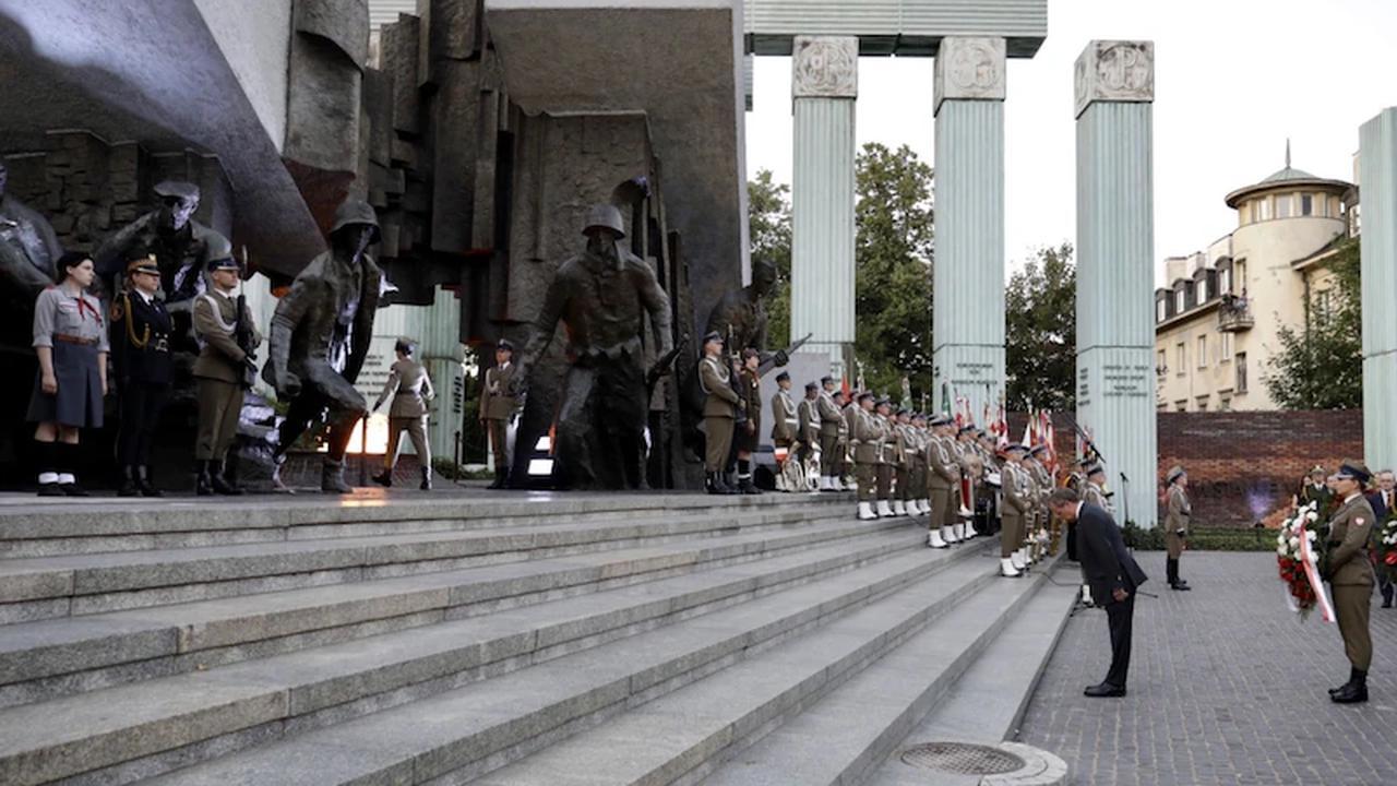 Laschet besucht Museum des Warschauer Aufstands