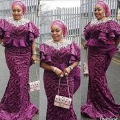 Mothers, Take Them By Surprise With These Trendy Ankara Styles For Special Celebration