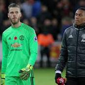 Injury Update On De Gea, Martial And Pogba Ahead Of Sundays Clash Against Man City.