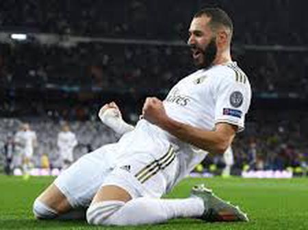 See The Record Benzema Could Break If He Plays 10 More Games For Real Madrid