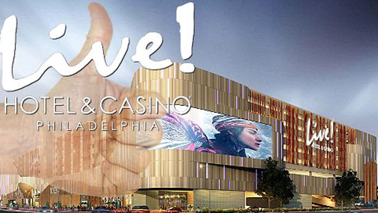LIVE! CASINO OPENS IN FEBRUARY, AND SOUTH PHILLY WILL BENEFIT!