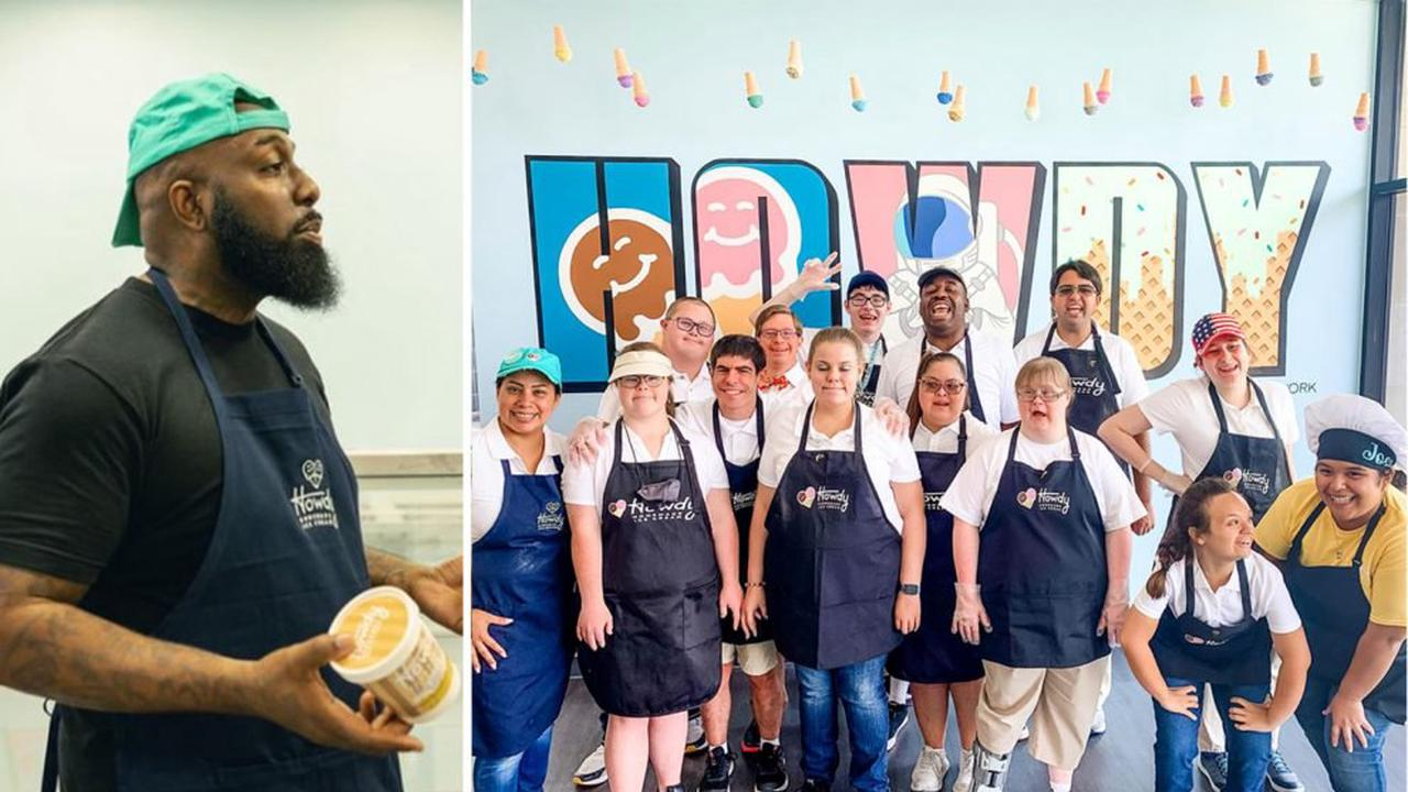 Trae tha Truth's 'Howdy Homemade Ice Cream' opens today in Katy, employing adults with special needs