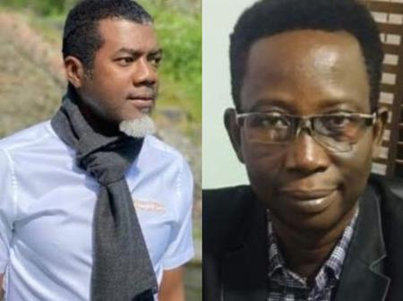 How Reno Omokri Replies A Follower Who Believes Jesus Christ Perform Miracle Before His Baptism