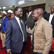 Oburu Odinga Speaks About the Possibility of Ruto Working with Raila Again on a Live TV Interview