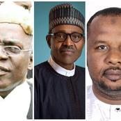 After A Man Was Arrested For Asking Buhari To Resign, See What Femi Falana Said About Buhari
