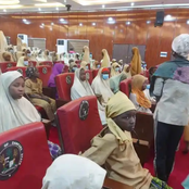 Joy Overflows As The Kidnapped Zamfara School Girls Have Been Released