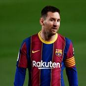 Insider gives update on Messi's Barca future