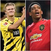 OPINION: Haaland Is 100 times better than Martial.