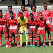 Reasons Why Harambee Starlets Head Coach was Sacked