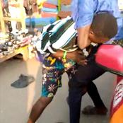 Kasoa Street Fight Video Pops up on social media and people are not happy about it