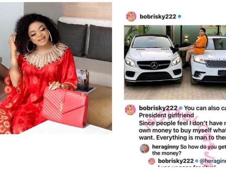Bobrisky Finally Opened Up On The Source Of Her Income
