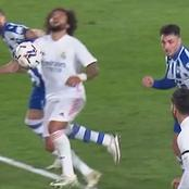 Andujar Oliver: Real Madrid should've had a penalty for Laguardia's hair pull on Marcelo