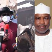 Rivers State Govt Pledges N500M To Support Sokoto Rebuild Destroyed Sokoto State Main Market