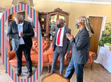 EFF's Visit To Nongoma Becomes A Laughing Stock After Mzansi Notices This About Its Deputy
