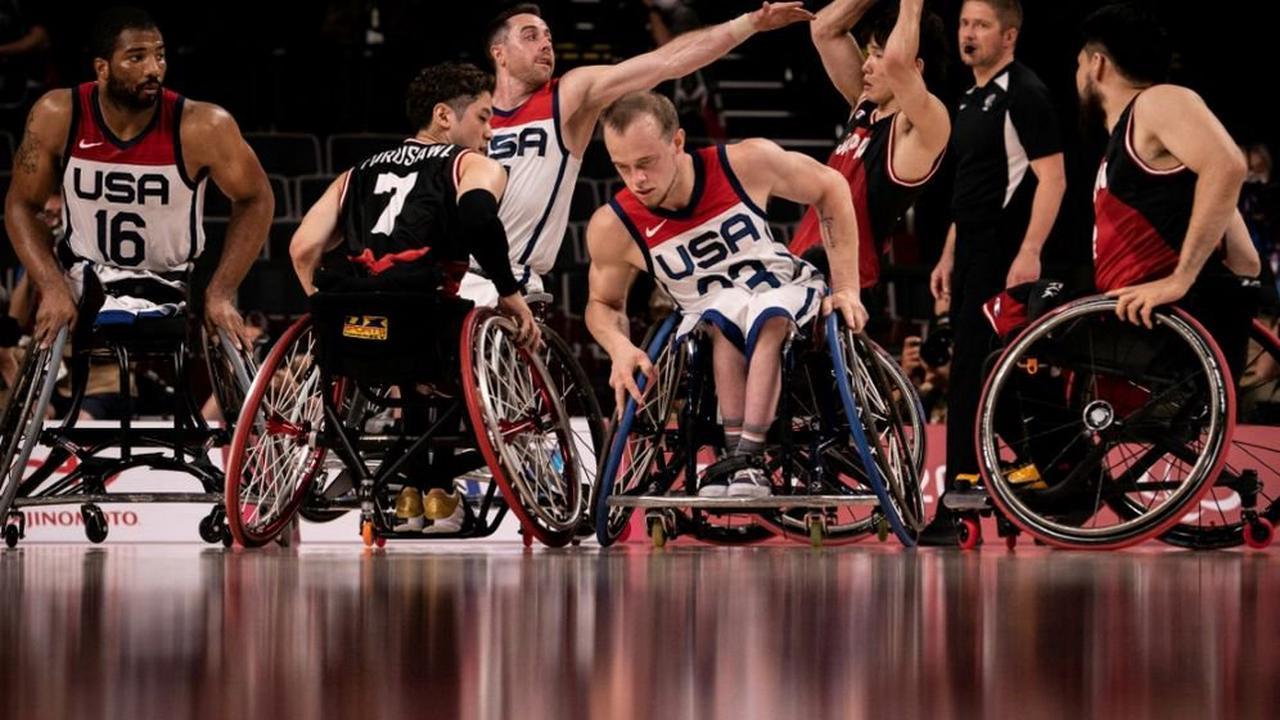 2024 - Rollstuhl-Basketball vorläufig wieder im Paris-Programm