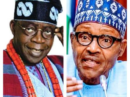 Today's Headlines: Tinubu Backed For Presidency, Buhari Gives Reason For Preserving Public Jobs