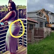 See the real reason why she is trending. relationship saga
