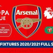 Today Arsenal Football Club Breaking News