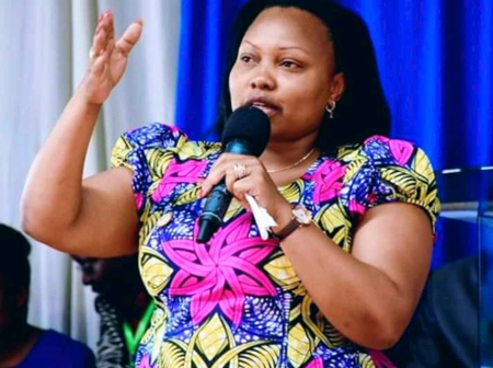 Angry Millicent Omanga Raises Concerns Over Alleged Inaction After The Disclosure Of Ghost Schools