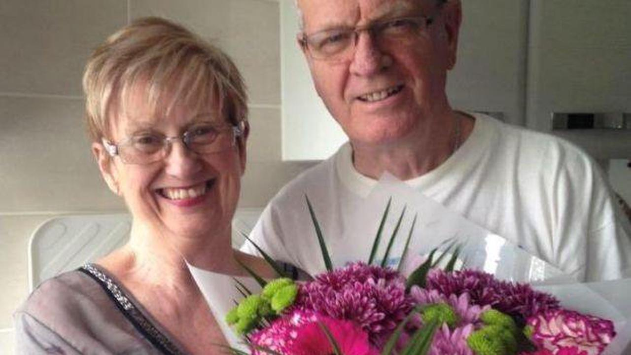 Meet the couple celebrating 50 years together after a game of Postman's Knock