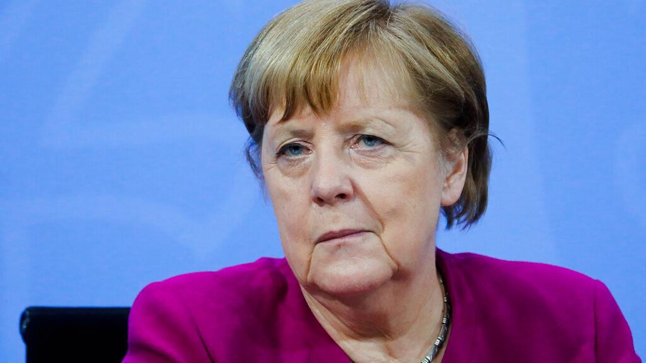 Bowing to pressure, Merkel eases virus curbs