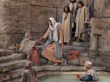 Life Lessons From the Healing Of The Sick Man At The Pool Of Bethesda
