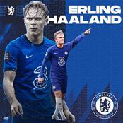 Opinion: See the things that will happen if Chelsea signs Erling Haaland in the summer