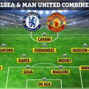 Check Out These Chelsea & Manchester Combined Xi